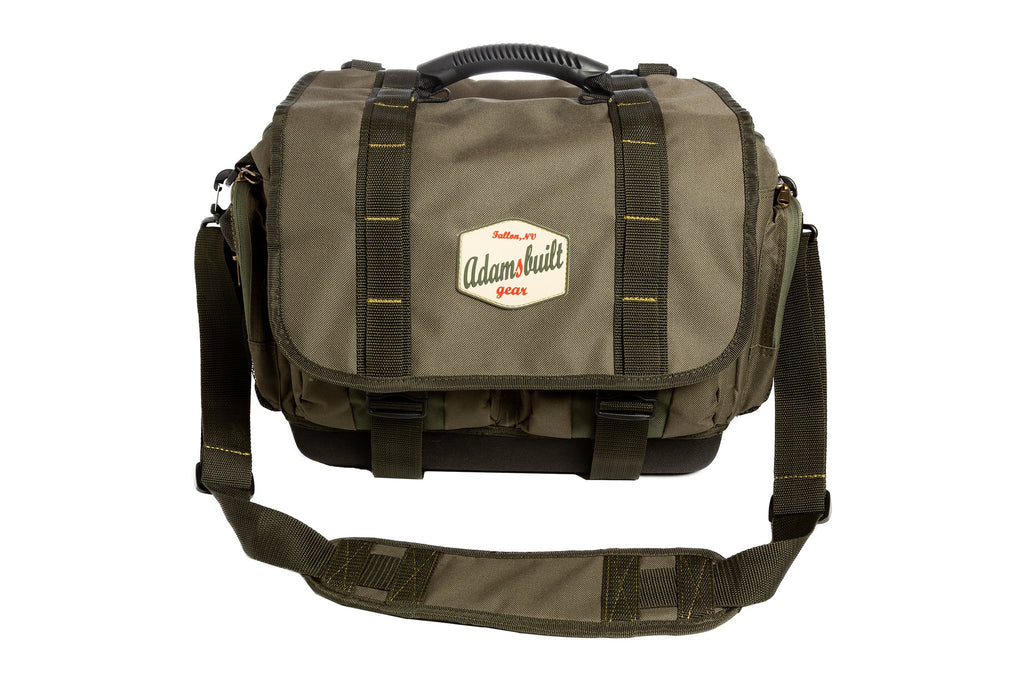 AdamsBuilt Mokelumne Tackle Bag