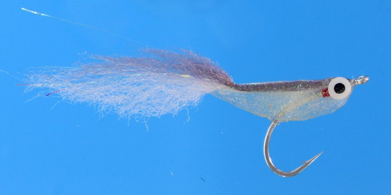 Enrico Puglisi Glass Minnow Fly