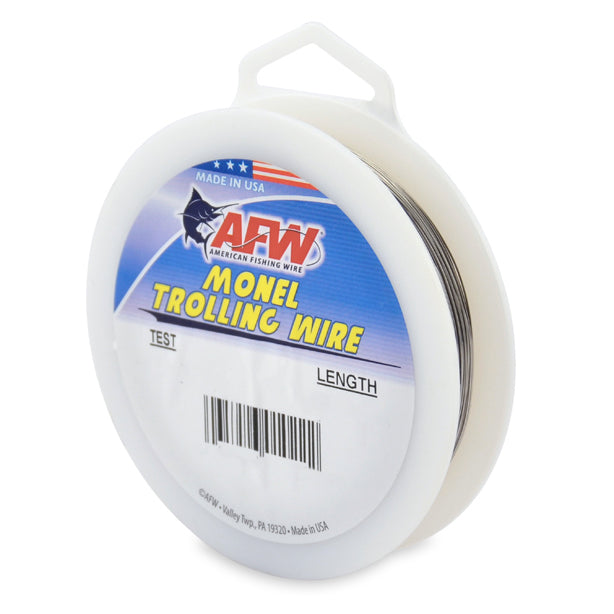 AFW Monel Soft Trolling Wire - 300 ft. Spools