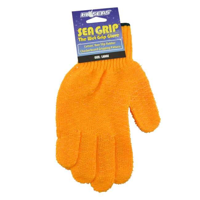Hi-Seas Sea Grip HG-404-L Non-Slip Gloves