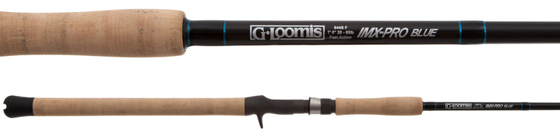 G. Loomis IMX-Pro Blue Conventional Rods