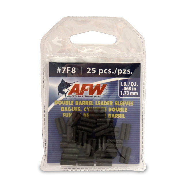 AFW Double Barrel Leader Sleeves