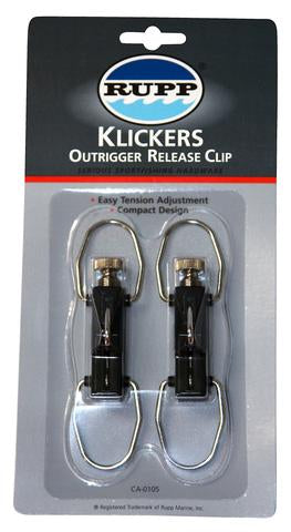 Rupp Klickers Outrigger Release Clips