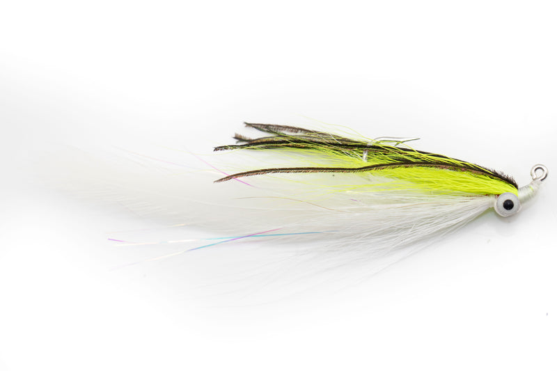 LI Flies Half & Half Clouser Variant Flies