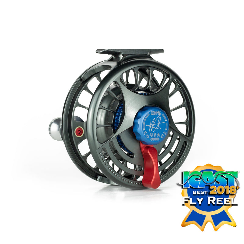 Seigler MF (Medium Fly) Lever Drag Fly Reel