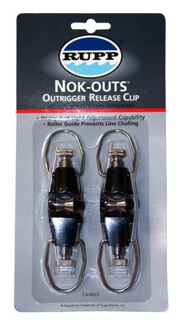 Rupp Nok-Outs Outrigger Release Clips