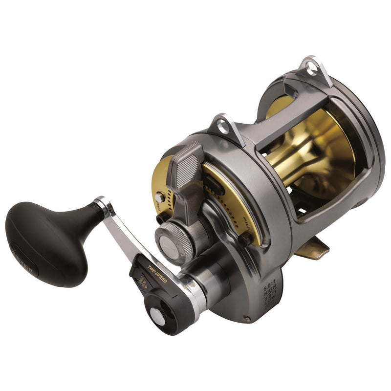 Shimano Tyrnos II Two-Speed Lever Drag Conventional Reels