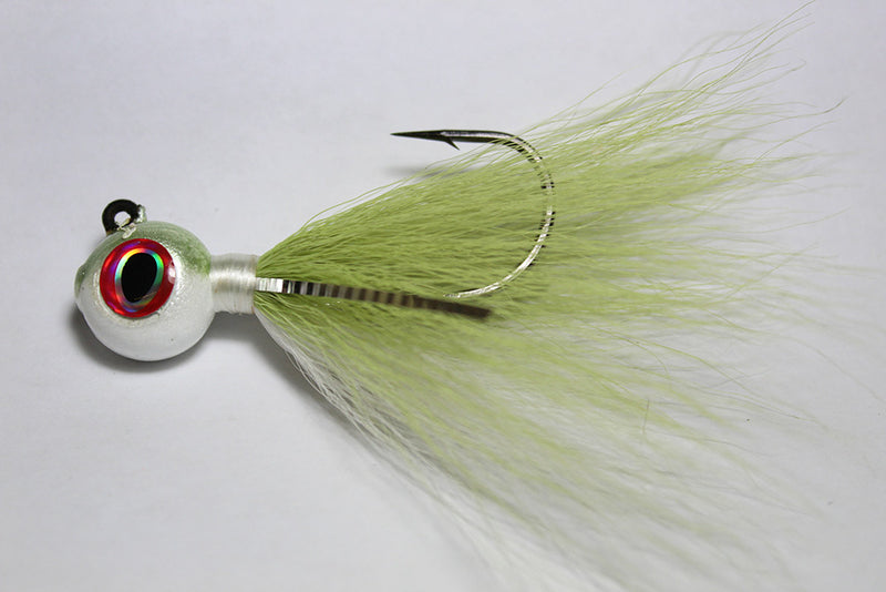 S&S Big Eye Bucktails