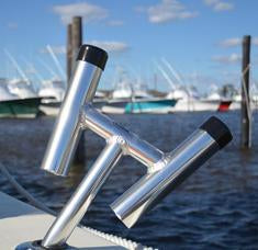 Wahoo Industries Double Rod Holder