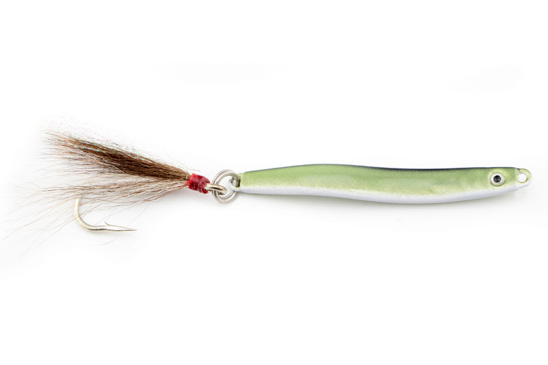 Run Off Lures Swimming Sandeel Jigs