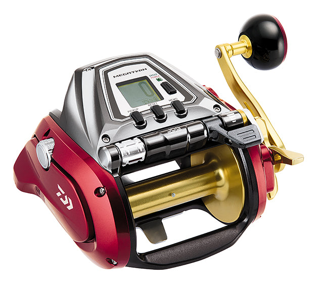 Daiwa 1200MJ Seaborg MegaTwin Electric Reel
