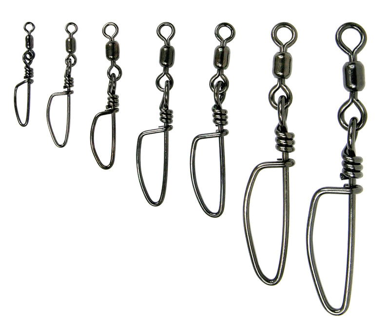 KROK Stainless Steel Snap Swivels