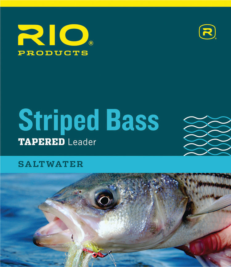 Rio Striped Bass Tapered Leaders