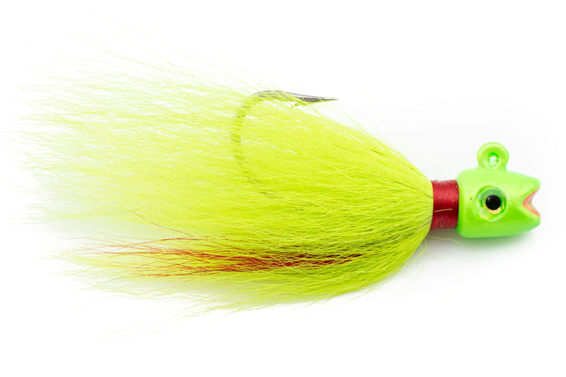 S&S Smiling Bill Bucktails