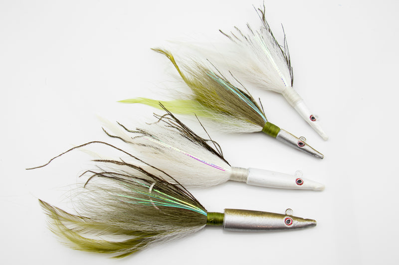 "S&S ""Game Over"" Series Bucktails"