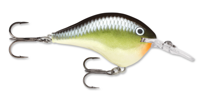 Rapala Dives-To DT Series Crankbait Lures