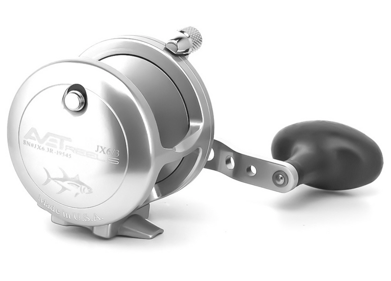 Avet JX 2-Speed Lever Drag Reels