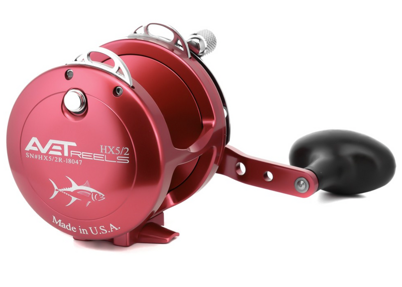 Avet HX 2-Speed Lever Drag Reels