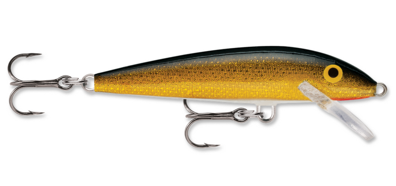Rapala Original Floating Minnow Lures