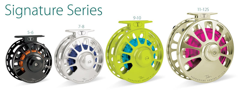 Tibor Signature Series Fly Reels