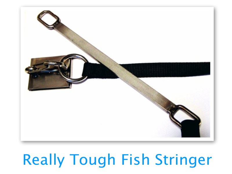 "Rockhopper ""Really Tough"" Fish Stringer"