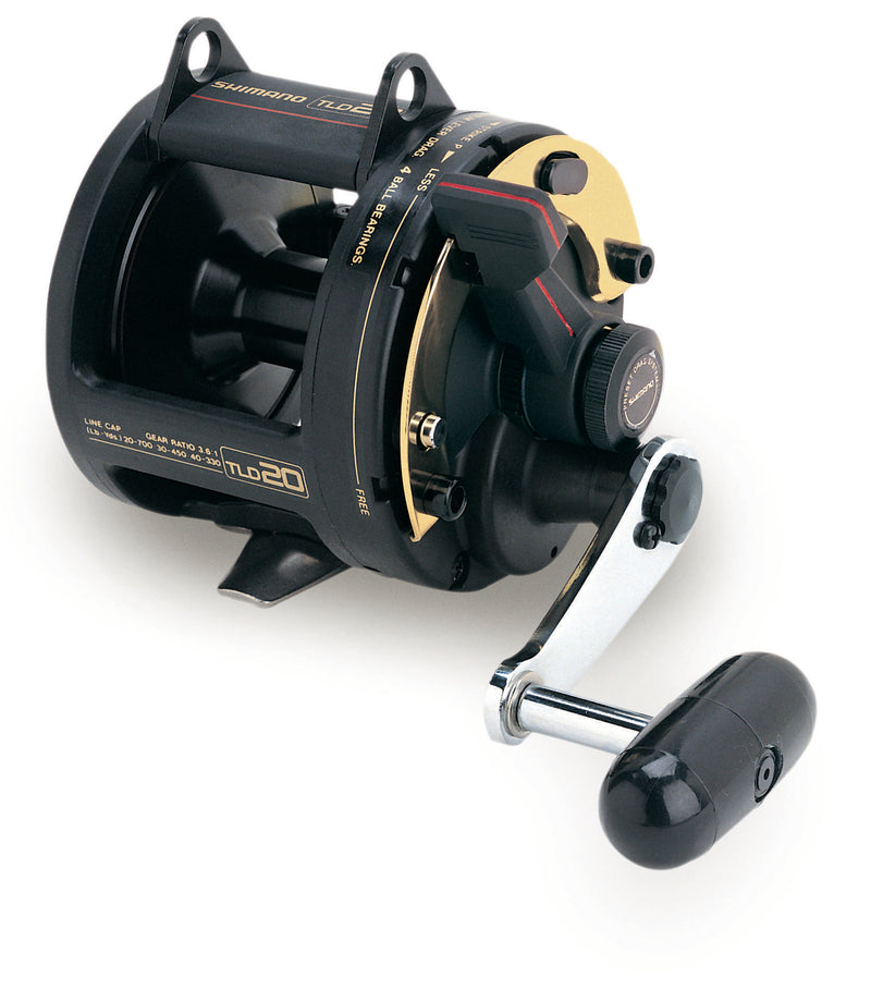 Shimano TLD Triton Lever Drag Conventional Reels