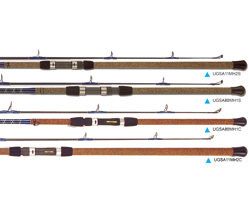 Tica TC3 Dolphin Surf Spinning Rods