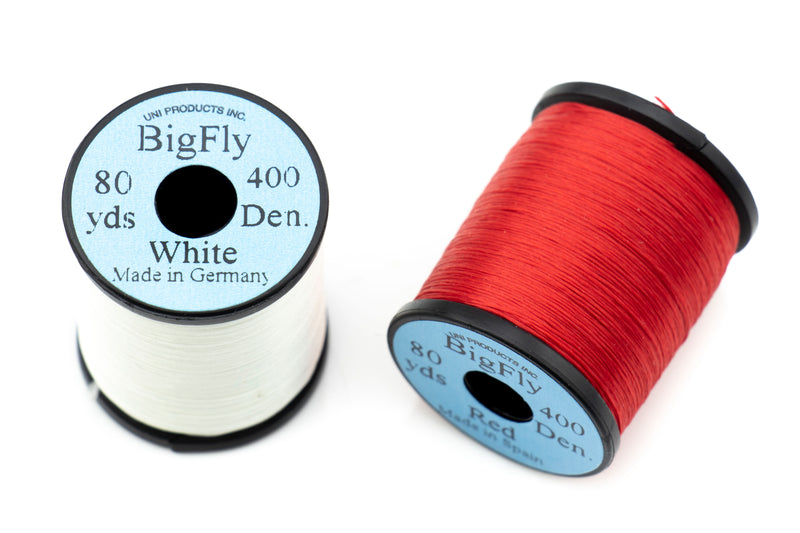 "UNI Products ""Big Fly"" 400 Denier Thread"