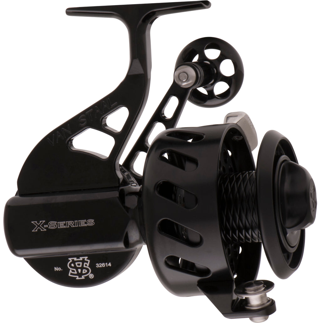 Van Staal VS X-Series Bailess Spinning Reels