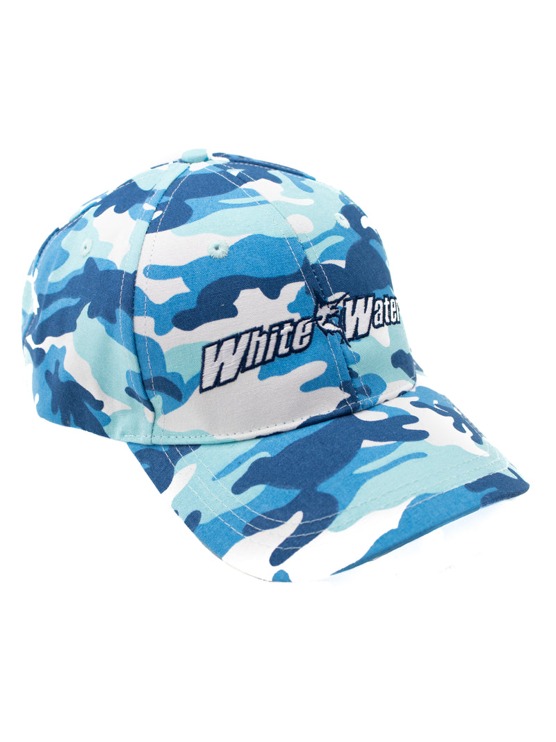 White Water Life Camouflage Hat