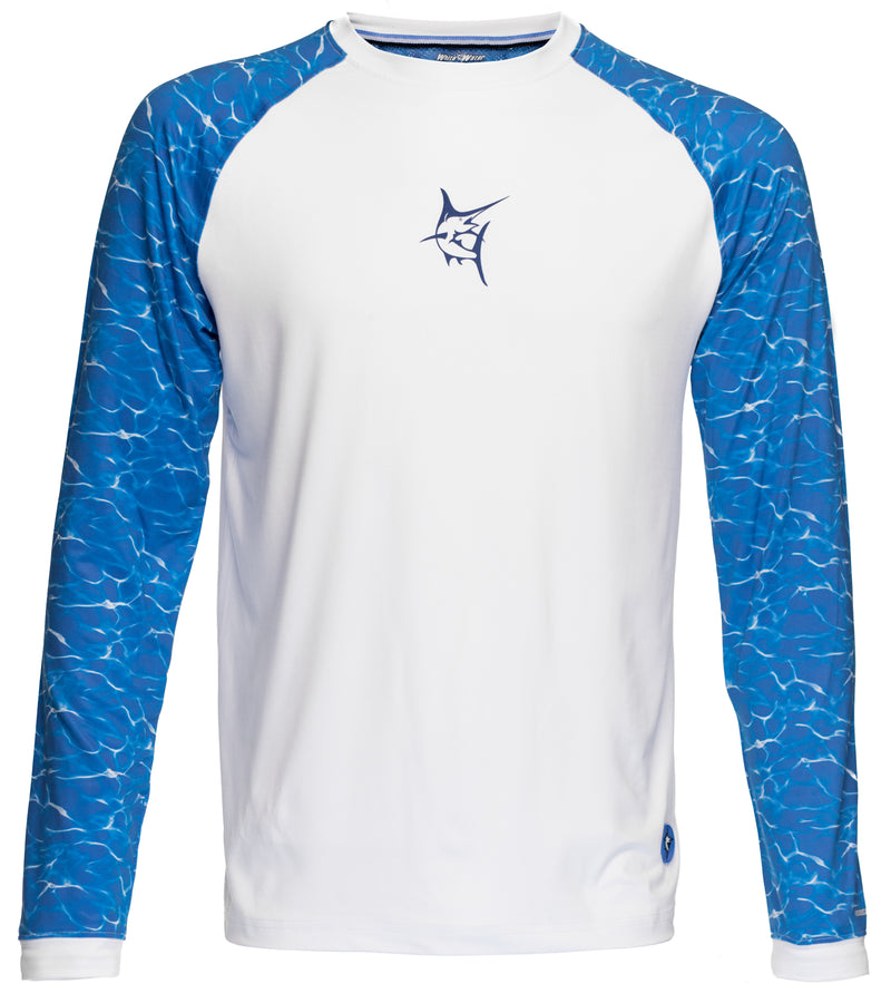 White Water Life Canyonflex LS Performance Tees