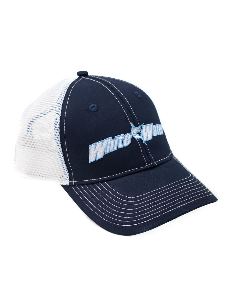 White Water Life Prime Trucker Hat