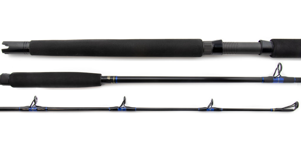 White Water Custom Wireline/Mojo Trolling Conventional Rods