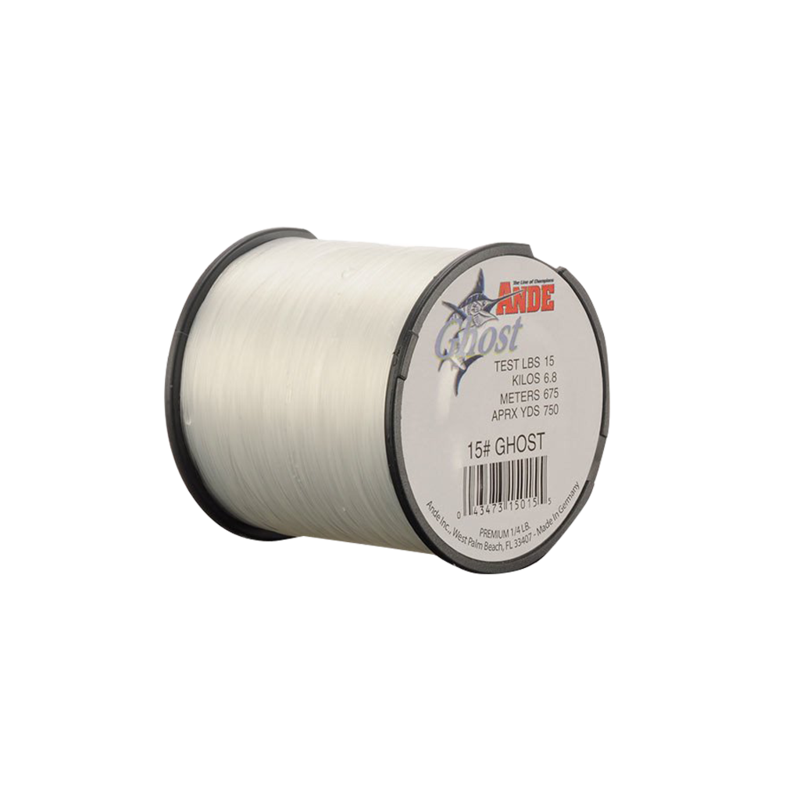 Ande Ghost Mono - 1/4 lb. Spool
