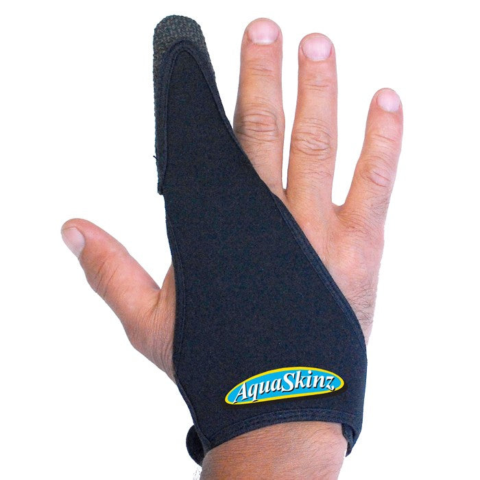 Aquaskinz Finger Shield Casting Guard