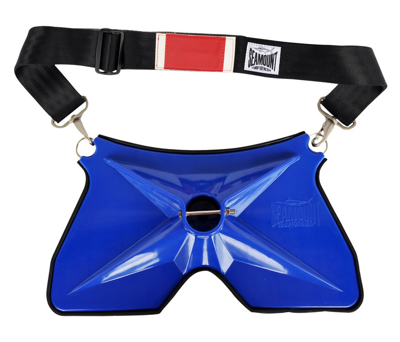 Seamount Stand-Up Fighting Belt