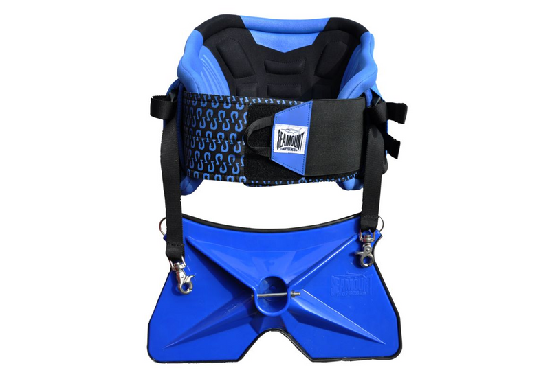 Seamount Moko Stand-Up Fishing Harness & Gimbal Combo