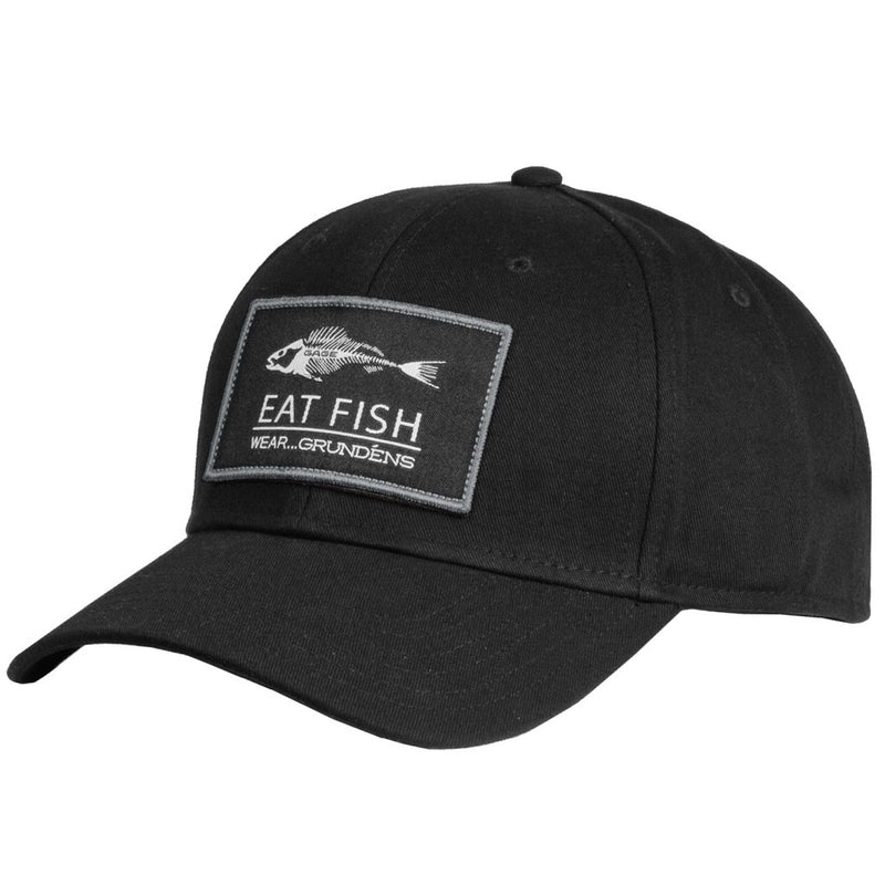 Eat Fish or Eat Crab    Grundens Ball Cap