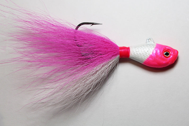 S&S Fish Head Bucktails