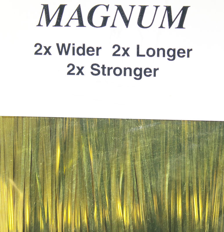Magnum Flashabou for Fly Tying/Lure Skirting