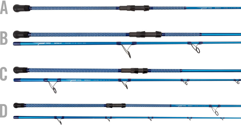 TFO Tactical Surf Spinning Rods