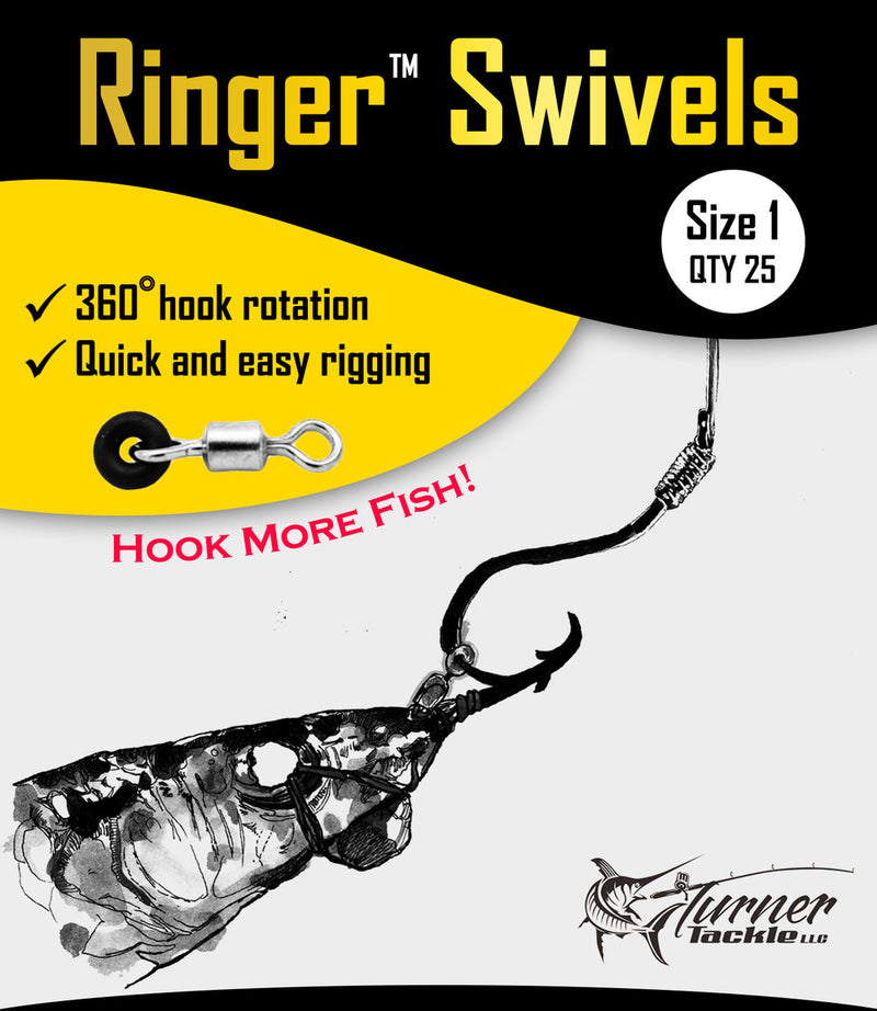 Ringer Swivels O-Ring Swivels