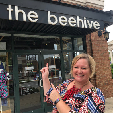 We've Moved in: We're at the Beehive in Atlanta!