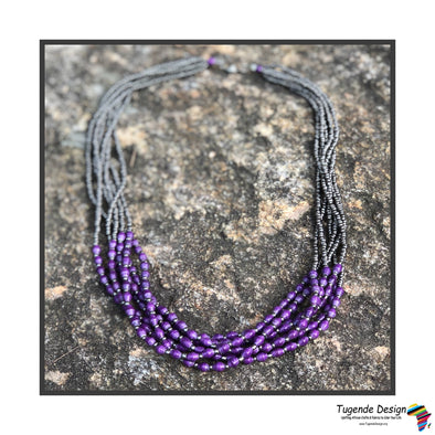 Delilah Necklace (7 strands)