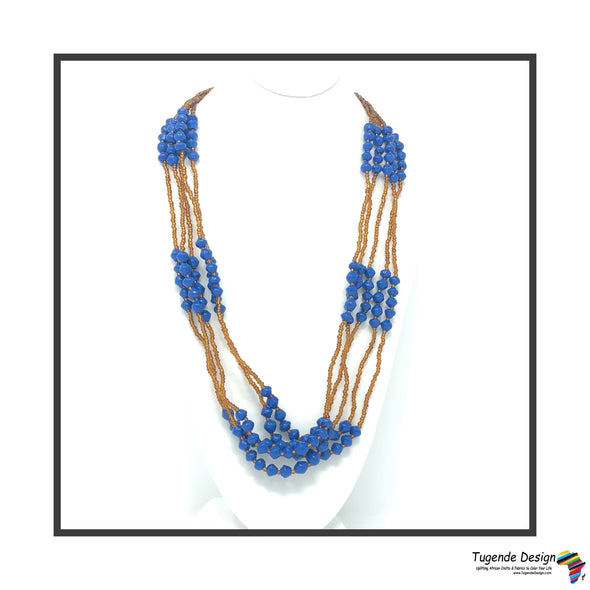 Mwattu Necklace (available in 3 colors)