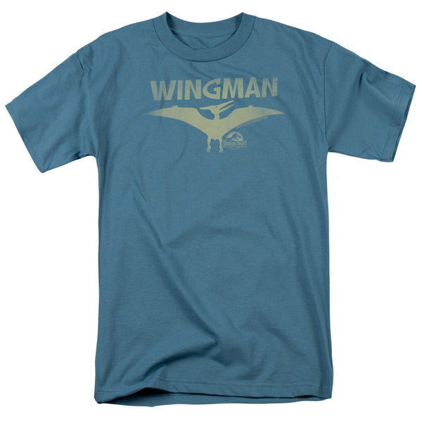 Jurassic Park - Wingman Short Sleeve Adult 18/1
