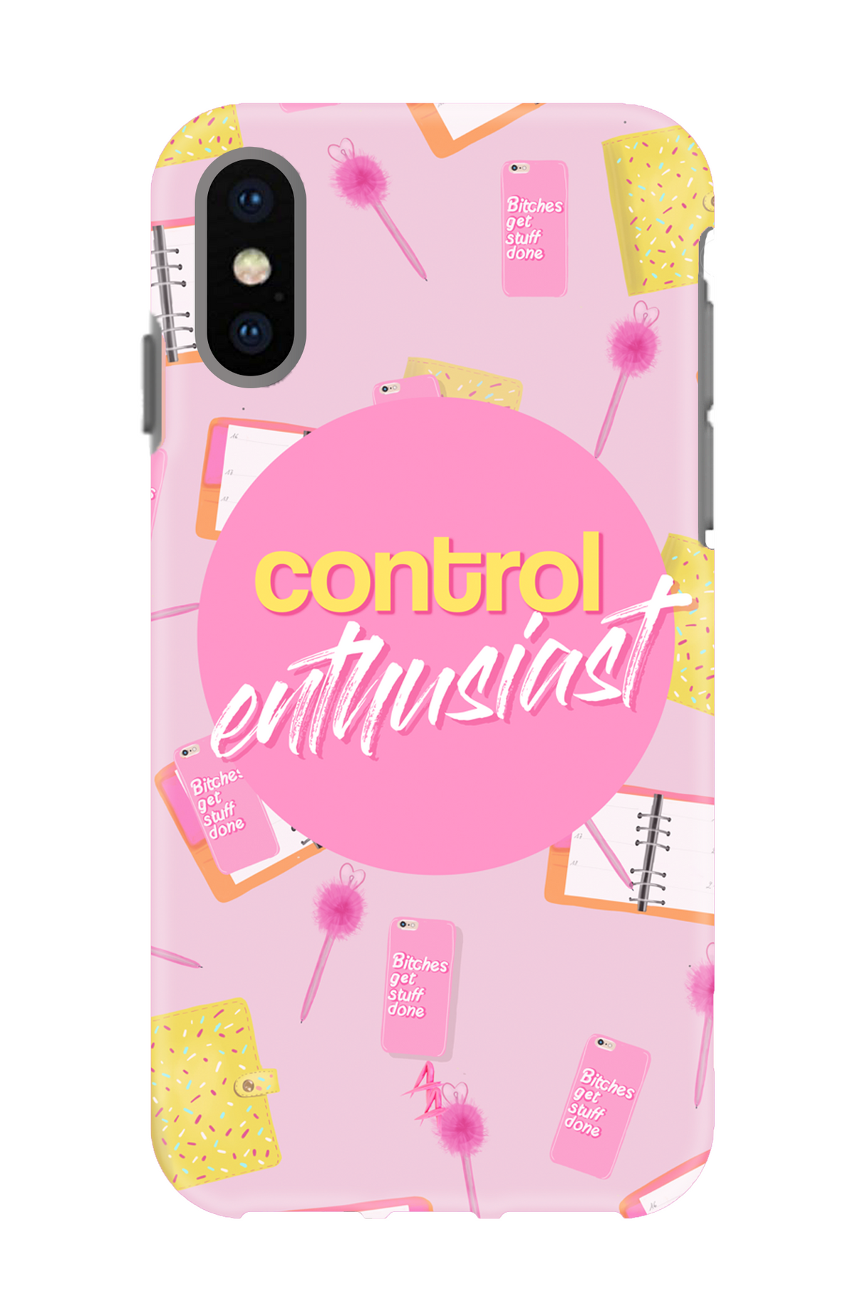 Control Enthusiast