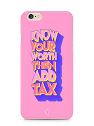 Know Your Worth, Then Add Tax