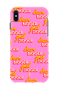 Dream Bigger Goal Digger