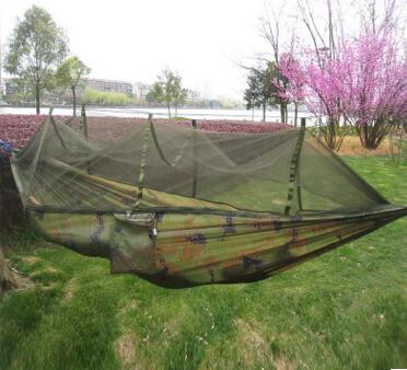 Ultralight Net Parachute Hammock 2 Person
